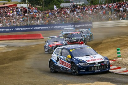 Loheac World Rallycross: Loeb gets home podium, Kristoffersson wins