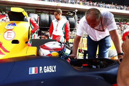 Red Bull's Helmut Marko denies Gasly will replace Kvyat in F1