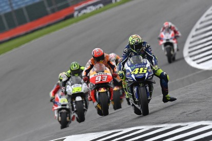 Valentino Rossi: Silverstone Marc Marquez battle not like Sepang