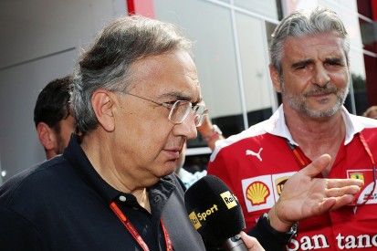Ferrari has 'failed' to meet 2016 F1 targets, says Marchionne