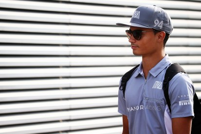 Pascal Wehrlein to carry out Mercedes' 2017 Pirelli F1 tyre tests