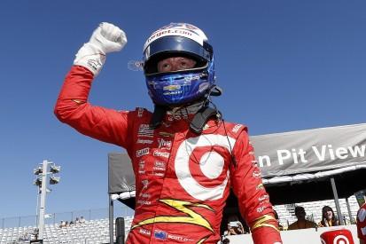 IndyCar Watkins Glen: Scott Dixon on pole by less than 0.1s