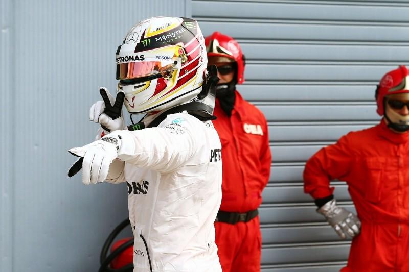 Italian Grand Prix: Lewis Hamilton dominates Monza qualifying