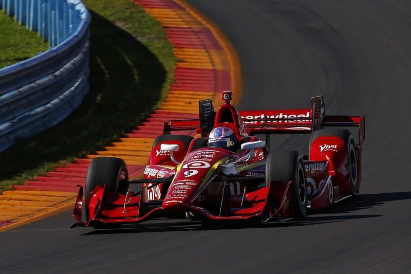 IndyCar drivers stunned by speeds on Watkins Glen return