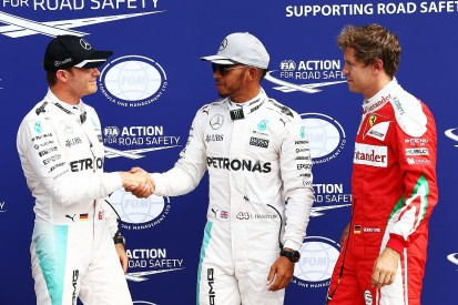 Vettel: Mercedes 'in a world of their own' in Italian GP qualifying