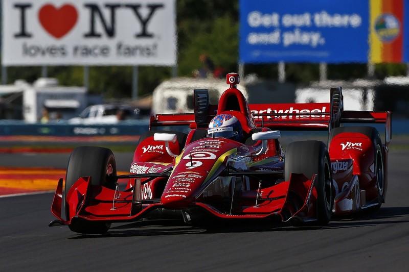 Watkins Glen IndyCar: Scott Dixon completes practice clean sweep