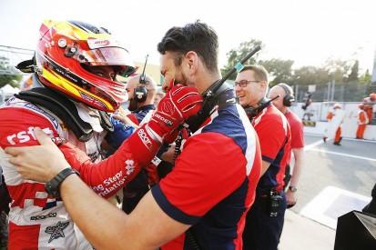 Monza GP3: Jake Dennis leads Arden 1-2 at Monza to claim first win