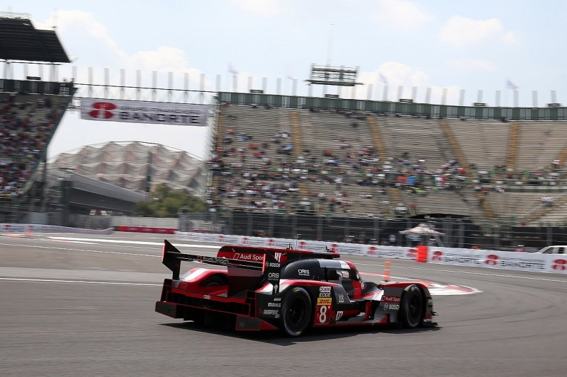 Mexico WEC: Audi's di Grassi and Duval pip Porsche to pole