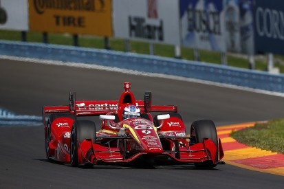 IndyCar Watkins Glen: Scott Dixon leads crash-interrupted practice