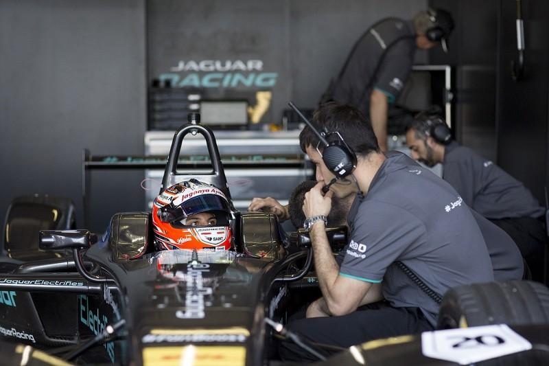 Jaguar picks Adam Carroll and Mitch Evans for final Formula E test