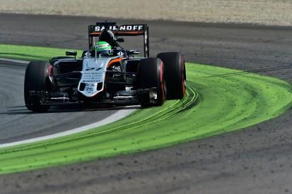 Italian Grand Prix: Force India F1 balance 'crap' - Nico Hulkenberg