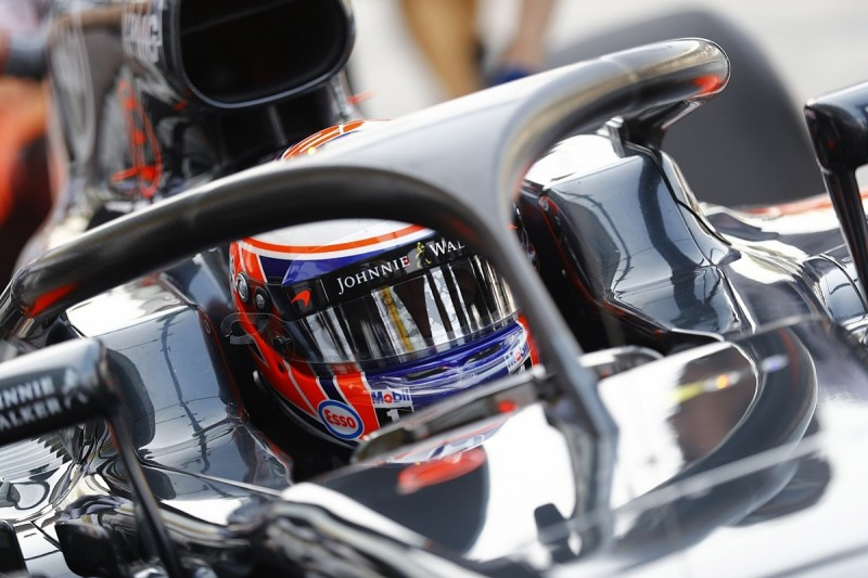 Kevin Magnussen doesn't think F1 will introduce halo device