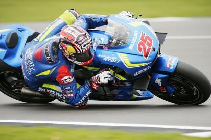 Maverick Vinales says Suzuki is MotoGP's champion of Fridays
