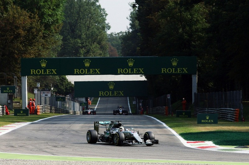 Monza secures new three-year F1 deal to host Italian Grand Prix
