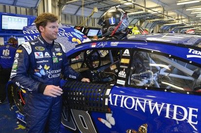 Dale Earnhardt Jr ruled out of rest of 2016 NASCAR Sprint Cup