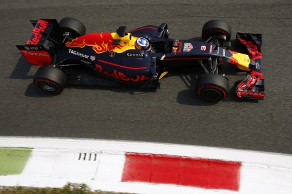 Red Bull further behind Ferrari than expected at Italian Grand Prix