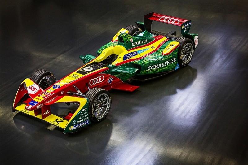 Audi to make Abt Formula E team full works entry from 2017/18