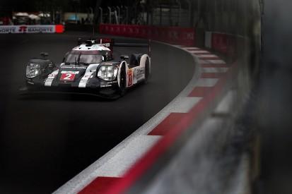 Mexico World Endurance Championship: Porsche tops practice day