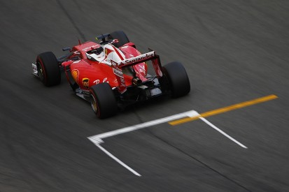 Ferrari spends final Formula 1 engine development tokens of 2016