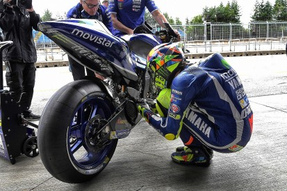 Valentino Rossi to try new Yamaha MotoGP chassis at Silverstone