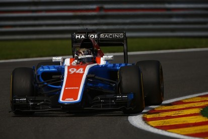 Manor drivers Pascal Wehrlein and Esteban Ocon aim for Q3 at Monza