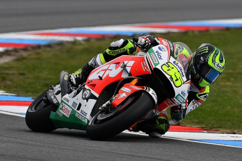 Cal Crutchlow still chasing one-lap gains after first MotoGP win