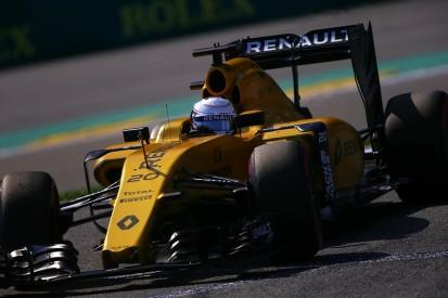 Kevin Magnussen has more medical checks after massive Spa F1 crash
