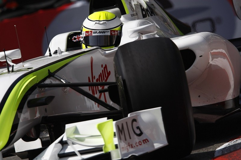Button annoyed by comparisons of Brawn and Mercedes F1 success