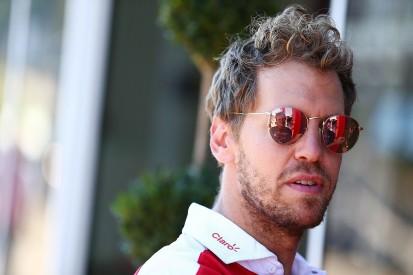 Ferrari's Vettel not a fan of F1 penalties for impeding others