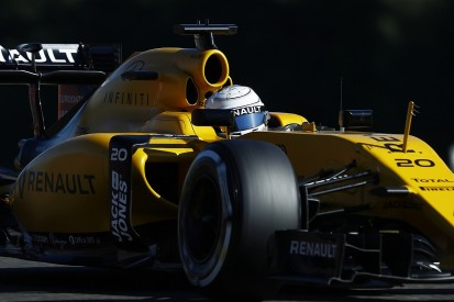 Italian GP: Renault's Magnussen to use spare F1 chassis