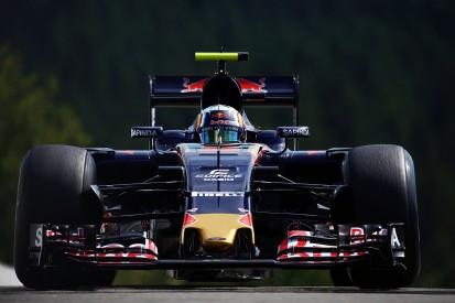 Sainz and Kvyat have question marks over Toro Rosso's F1 slump