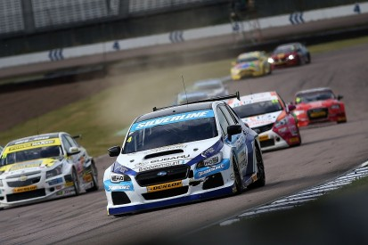 Colin Turkington to start first Silverstone BTCC race from the back