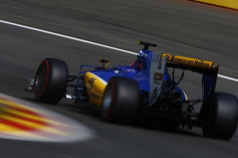 Sauber F1 team compromised by Ferrari engines in Belgian GP