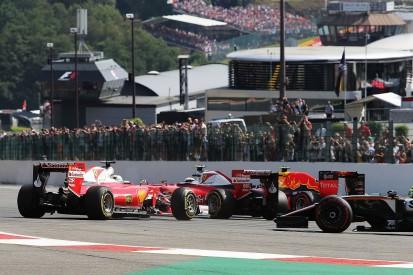 Max Verstappen slams Ferrari's Vettel/Raikkonen after Spa collision