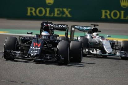 McLaren's Belgian GP performance 'great news' - Fernando Alonso