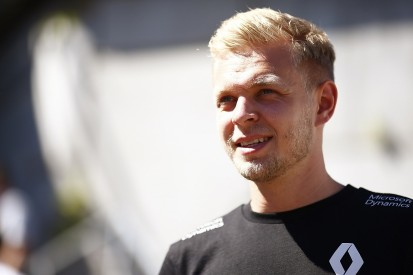 Kevin Magnussen says he'll be fit for Italian GP after Spa F1 crash