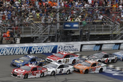 NASCAR Michigan: Kyle Larson takes maiden Cup victory
