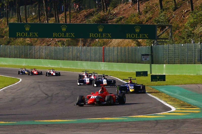 GP3 Spa: Maiden win for Jack Aitken in incident-packed race two