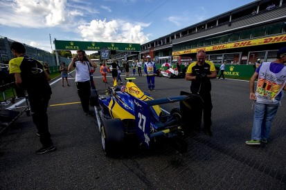 Jake Hughes gets GP3 grid penalty for Matt Parry clash at Spa