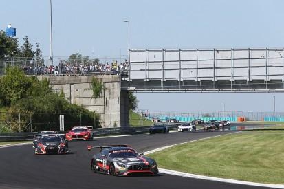 Hungaroring Blancpain Sprint: HTP Mercedes helps title bid with win