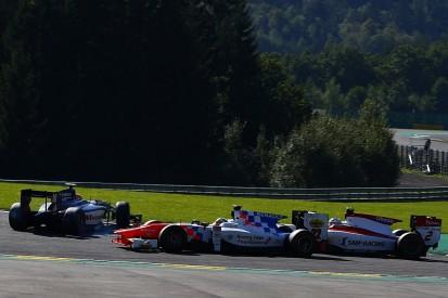 GP2 title contender Sergey Sirotkin penalised for Markelov clash