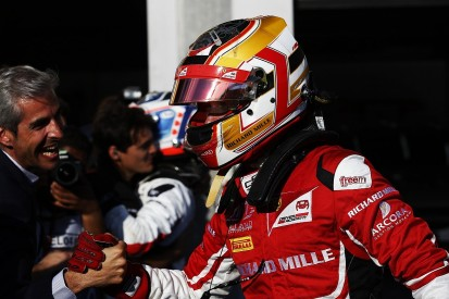 GP3 Spa: Points leader Charles Leclerc secures lights-to-flag win