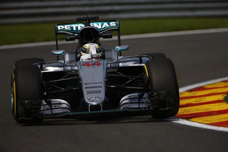 Hamilton could miss next Mercedes engine upgrade to avoid penalties