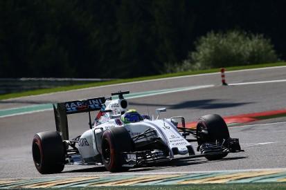 Misfire forces Williams to change engine settings in Spa qualifying