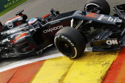 Belgian GP F1 engine change for Fernando Alonso after Honda error