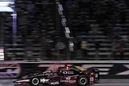 Texas IndyCar: Graham Rahal beats James Hinchcliffe by 0.08s