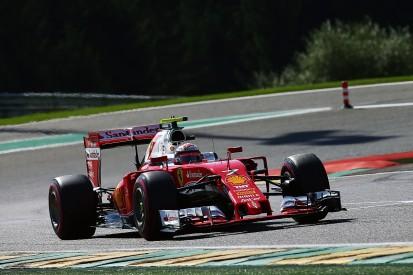 Belgian GP: Kimi Raikkonen fastest for Ferrari in final practice