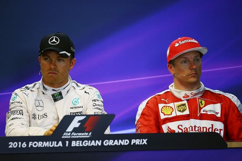 Kimi Raikkonen feels Belgian Grand Prix F1 pole position was possible