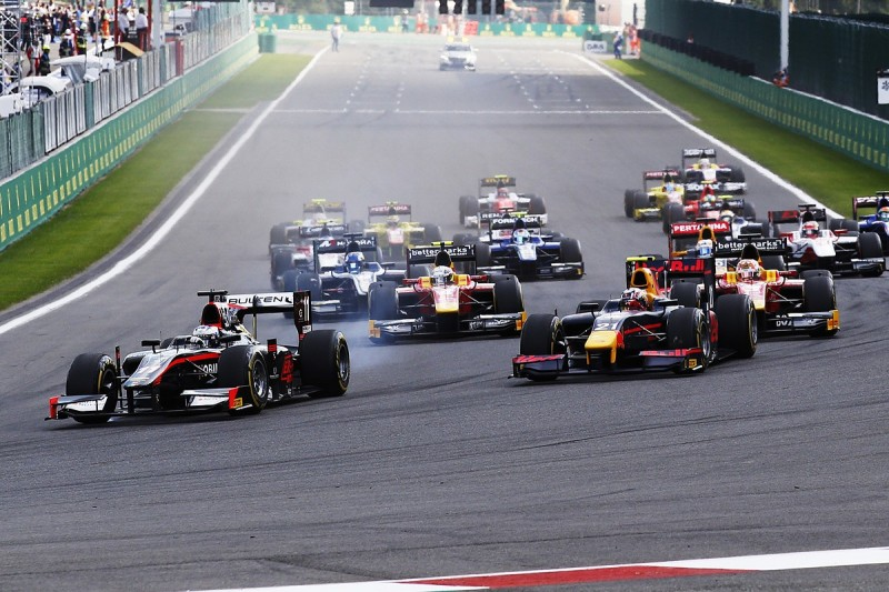 GP2 Spa: Red Bull junior Gasly storms clear in title race with win