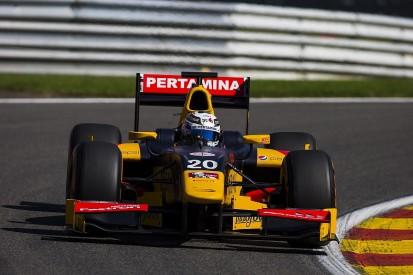 GP2 Spa: Giovinazzi snatches pole from Prema team-mate Gasly